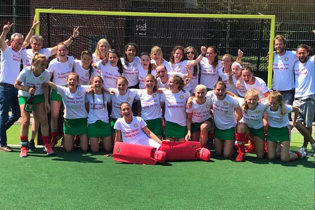 Hockey Damen Bundesliga
